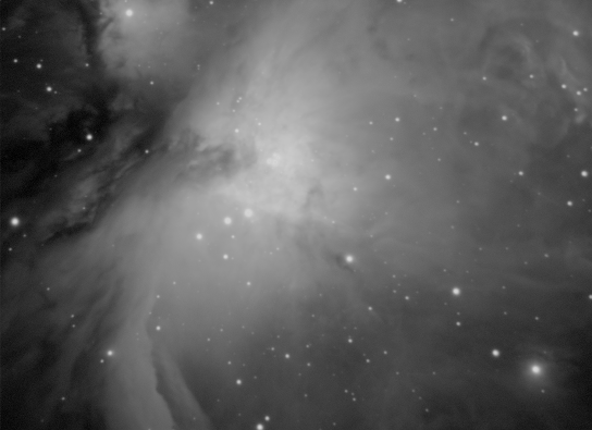 M42 10x15s and 40x30s. October 2016