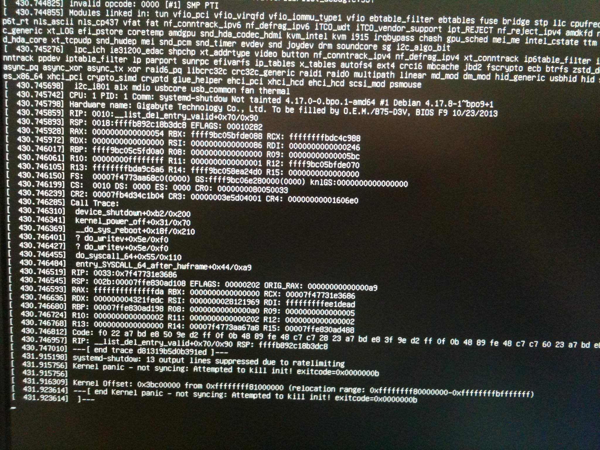 Seamless GPU Pass-through on Linux : www mups co uk