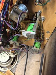 Newly installed solenoid 13