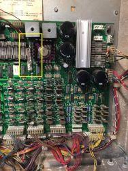 Exploded power resistor