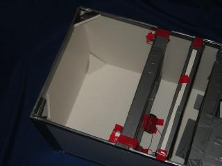 Light box internals